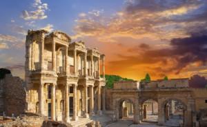 Екскурзия до Ефес, Турция