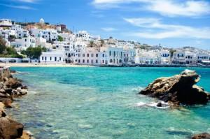 островът, който никога не спи Миконос