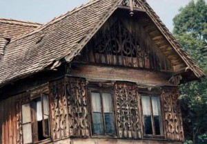 дървени църкви