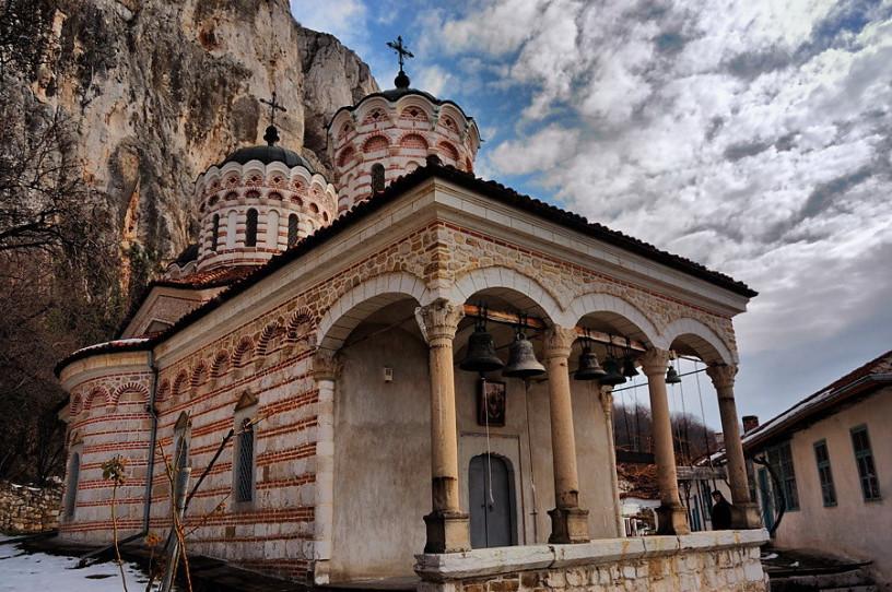 патриаршески манастир В.Търново