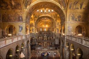Базиликата Сан Марко във Венеция