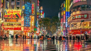 Изключителния мегаполис Токио