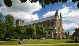 Най-дългата катедрала в света - Уинчестър