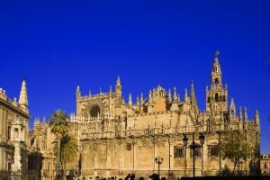 Espagne,Séville : cathédrâle