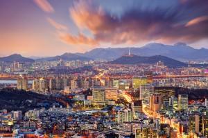 Столицата на Южна Корея - Сеул