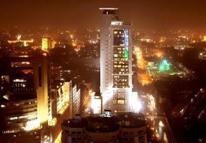 Финансовата столица Кирачи