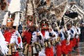 Кукерски Фестивал в Перник - Сурва 2020