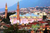 Османски Столици - Бурса, Истанбул и Одрин